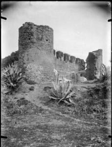 castell de Bellesguard - 1900