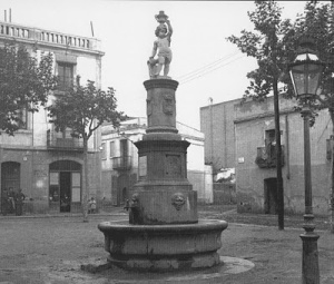 plaça victor balaguer - 1935