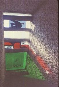 Le Corbusier - Capella de Nôtre-Dame-du -Haut -  Ronchamp - detall 3