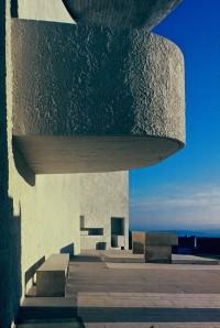 Le Corbusier - Capella de Nôtre-Dame-du -Haut -  Ronchamp - detall 5
