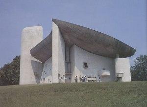 Le Corbusier - Capella de Ronchamp - 1953
