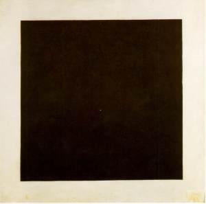 Malevitx, Kasimir - Quadrat negre - 1915