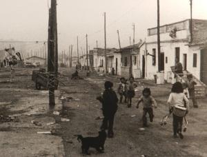 barraques de la Perona, 1970