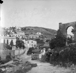 Barri Mare de Déu del Coll 1897 - fonda farigola
