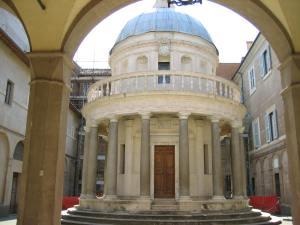 Bramante, Donato d'Angelo - San Pietro in Montorio - Roma - 1502-10