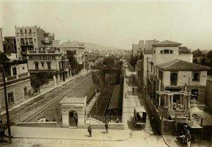 Via Augusta 1929.