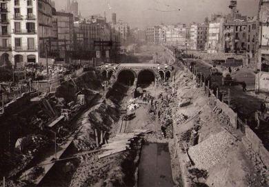 Via Laietana - 1912