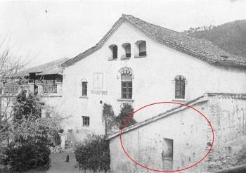 Can Rectoret, 1924. CBUC, estudi de la Masia cat.