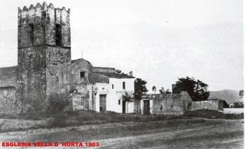 església vella d'horta