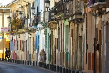 El Cabanyal, ciutat de Valencia (l'Horta)