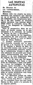carta vanguardia, 29-4-1967