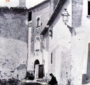 torre del moro principis del XX